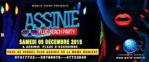 Evènements Abidjan Décembre 2015