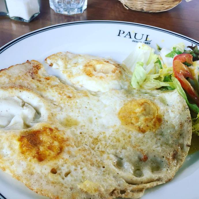 Brunch Paul Vallon Abidjan, SerialFoodie