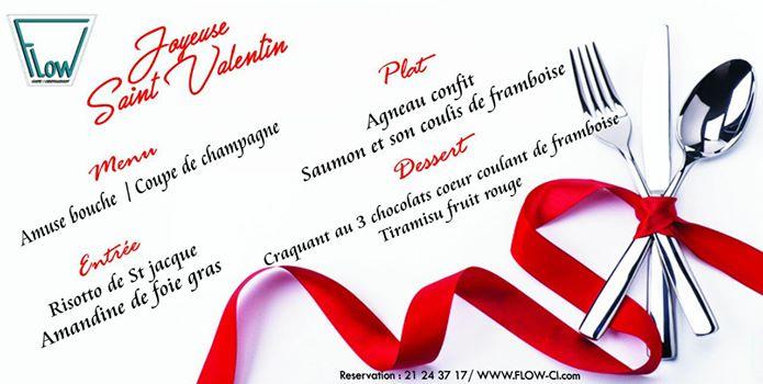 On fait quoi à la Saint Valentin ? serialfoodie, critique culinaire, abidjan, côte d'ivoire, bon plan, events, civ, team 225, ci 225