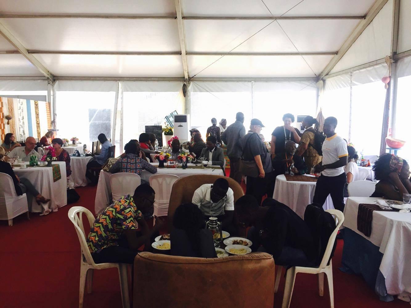 Ambassadeur gastronomique ivoirien au sein des jeux de la francophonie, jeux de la francophonie, restaurant, saveur du terroir, serialfoodie, tripadvisor