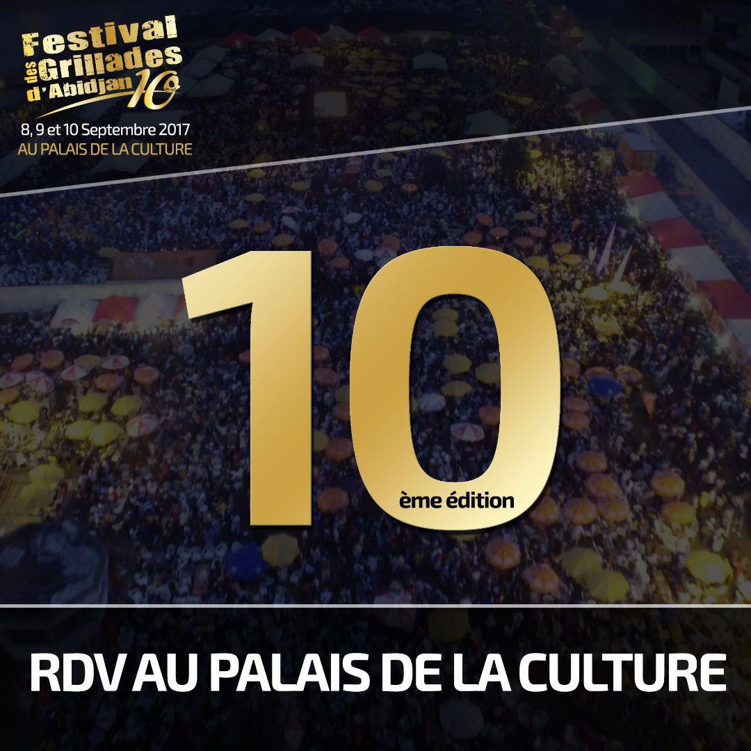 10ième édition du Festival des Grillades d'Abidjan, serialfoodie, event, Abidjan, cote d'ivoire